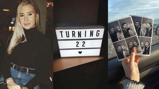Turning 22 & what I hope todo…