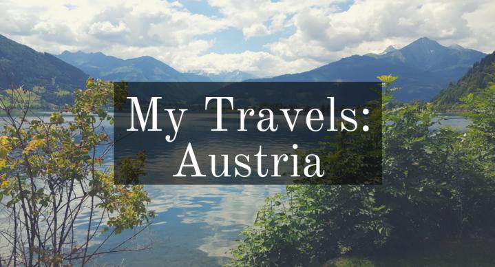 My Austria Trip